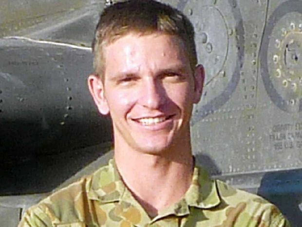 Gympie's Cpl Ashley Birt will have his name added to the Roll of Honour at the National War Memorial.