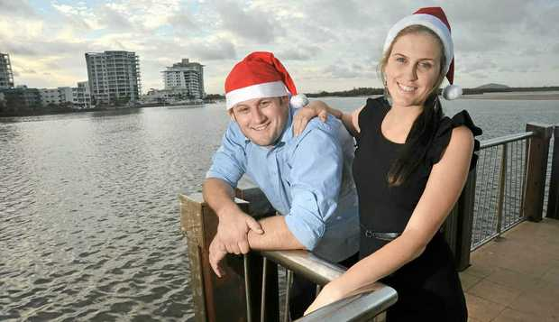 Brother and sister Joel and Jordyn Archer are going to visit seniors and hospitals on Christmas Eve and homeless on Christmas Day.