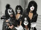Fans to pucker up for rock legends
