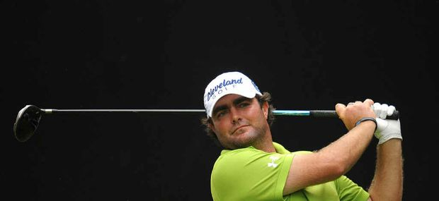 TOUGH TIMES: After a disappointing season Australian golfer Steven Bowditch could be forced into the PGA Qualifying School next week.