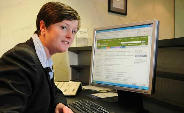 Financial advisor Dominique Riley said ASIC's website was very simple to use.