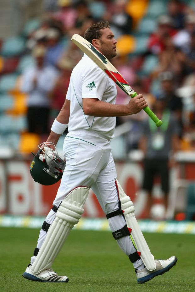 Jacques Kallis of South Africa