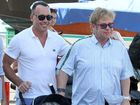Sir Elton John and David Furnish expecting second child