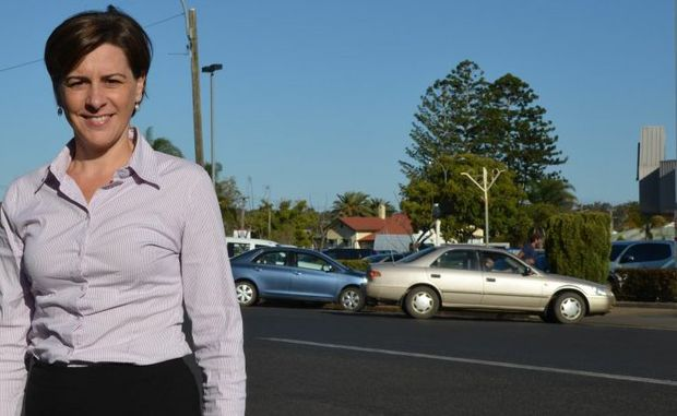 SAFER ROADS: Member for Nanango Deb Frecklington is excited to announce the South Burnett will receive $10 miilion in funding for overtaking lanes between Nanango and Blackbutt. Photo: Louise Cheer / South Burnett Times