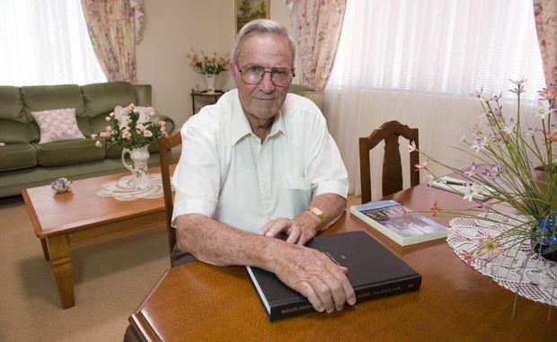 Former Catholic priest Dr Jim Madden.