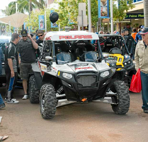 The off-road support category will be an exciting part of this years WRC Rally Australia on the Coffs Coast.