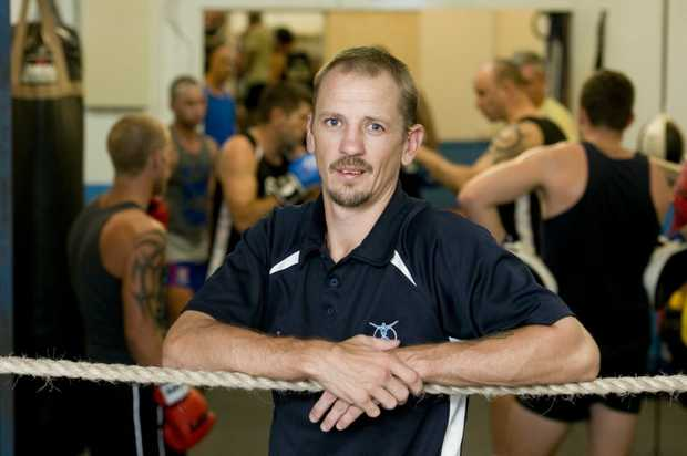 RING RETURN: Mick Shaw will be in action in Oakey on Saturday night.