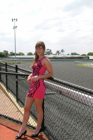 Skye Bogenhuber usually makes a statement on the racing track, but for Style she turned it on in the fashion stakes.