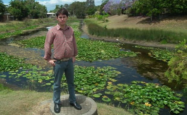 Councillor George Seymour feels the pumping of water out of the Anembo Lakes should be a decision for councillors.