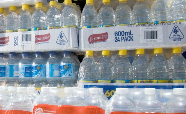Lady Elliot Island has stopped selling water in plastic bottles to try and reduce its carbon footprint.
