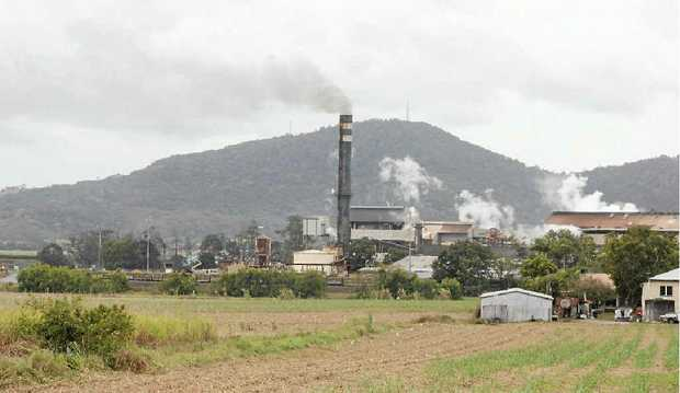 PICTURE PERFECT: An external view of the Farleigh Sugar Mill. Smoking mills are a signature view of the Mackay region.