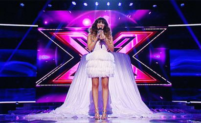 Samantha Jade was the hot favourite to take out the X Factor grand finale.