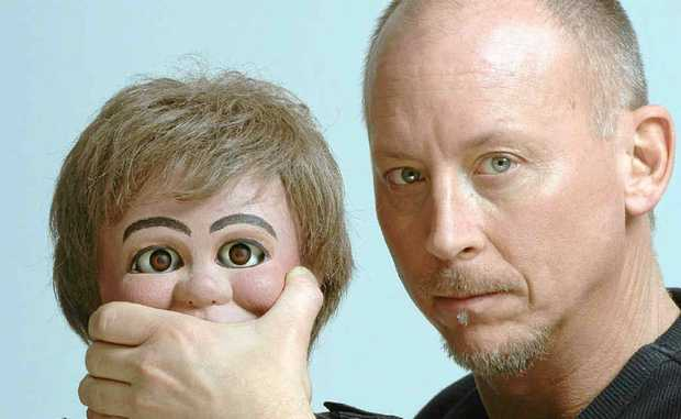 Comedian David Strassman is bringing his Careful What You Wish For tour to Grafton and Yamba.