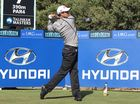Scott and Poulter battle it out at Australian Masters