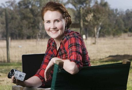 SCREEN SUCCESS: Walloon resident Talisha Elger's short film The Fears of Young Caroline won several Queensland New Filmmakers awards.