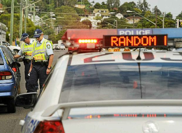 CHECKS: Random Breath Testing in Lismore.