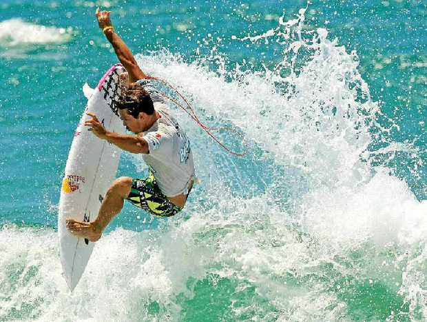 """Surfing great """"Rabbit"""" Bartholomew expects Julian Wilson to return to form at Hawaii's Triple Crown."""
