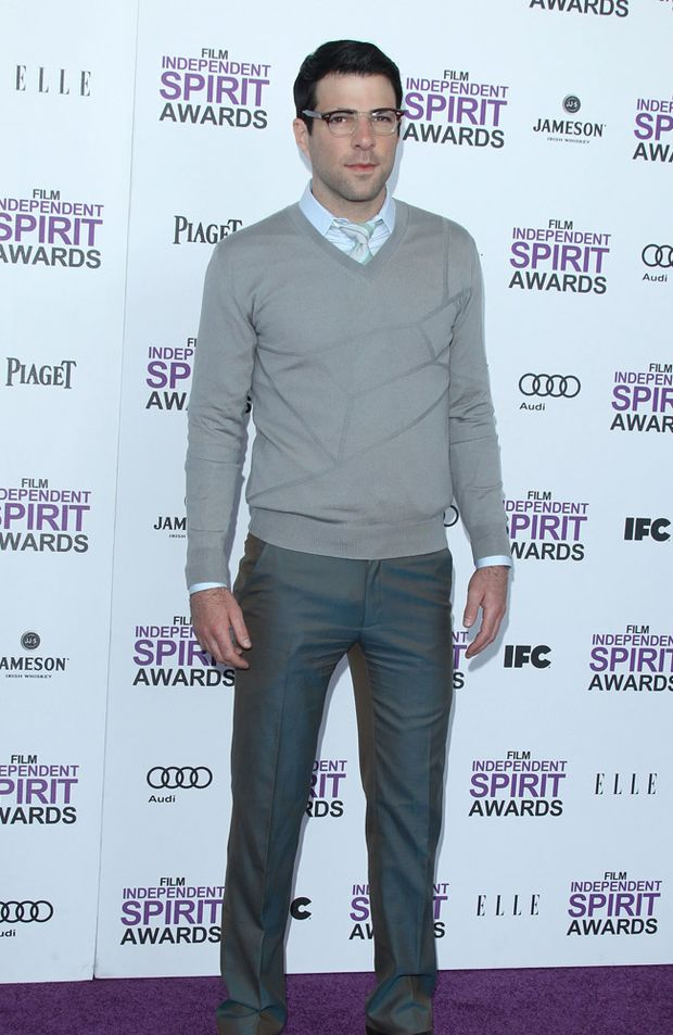 American Horror Story star Zachary Quinto