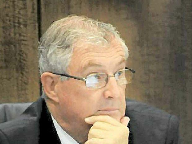 Mayor Ron Dyne.