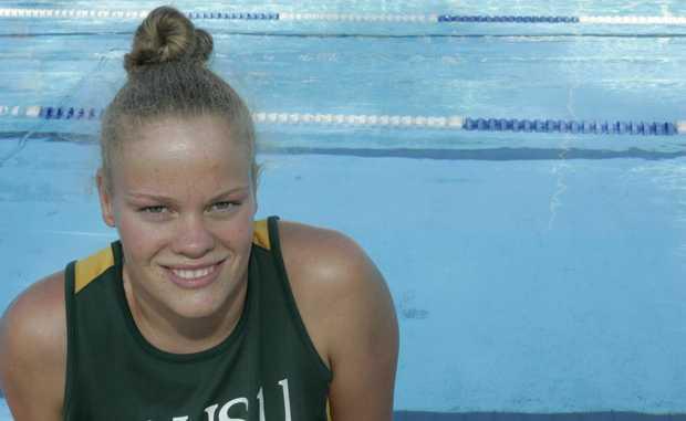 Miranda Bell, Australian Surf Life Saving team member, age 19, who started her career in Rockhampton. Photo Sharyn O'Neill / The Morning Bulletin