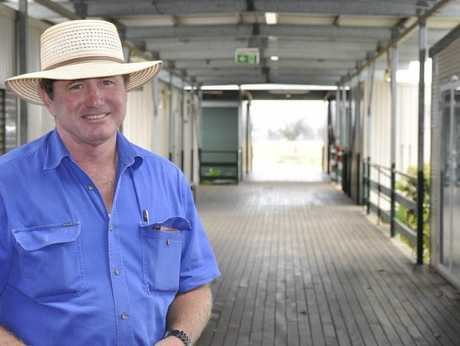 Pat Dunne of Toowoomba Auction Centre will hold a clearance sale at the former Darling Downs Correction Centre next month.