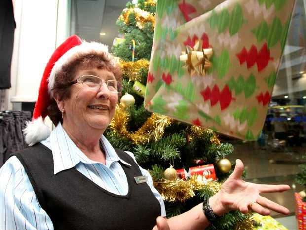 Margaret Bondin from Big W Tweed City gets into the present season.