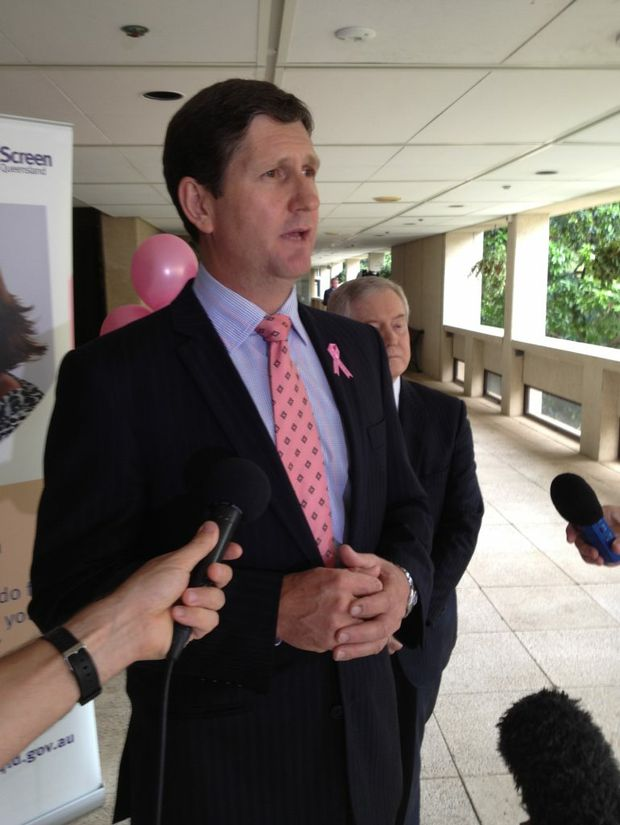 Health Minister Lawrence Springborg launched the Princess Alexandra Hospital's Telehealth Connectivity last week which means regional/rural patients won't have to drive to Brisbane or Toowoomba for consultations.
