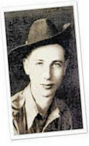 Bill Fitch enlisted in the Australian Army medical corps at the age of 17.