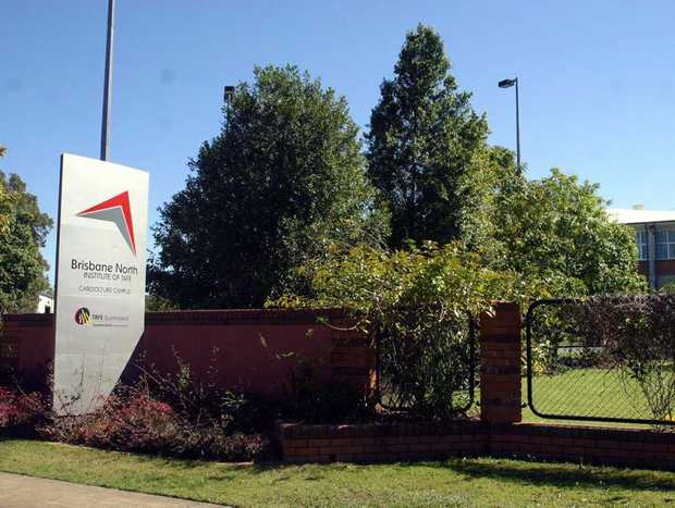 Caboolture's Brisbane North Institute of TAFE still has an uncertain future.