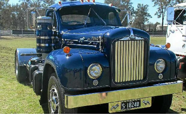 GET OUT OF TOWN: You can expect beautiful trucks like this at this weekend's Castlemaine Truck Show, so don't miss out.