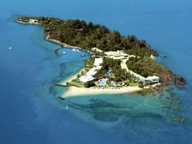 Daydream Island.