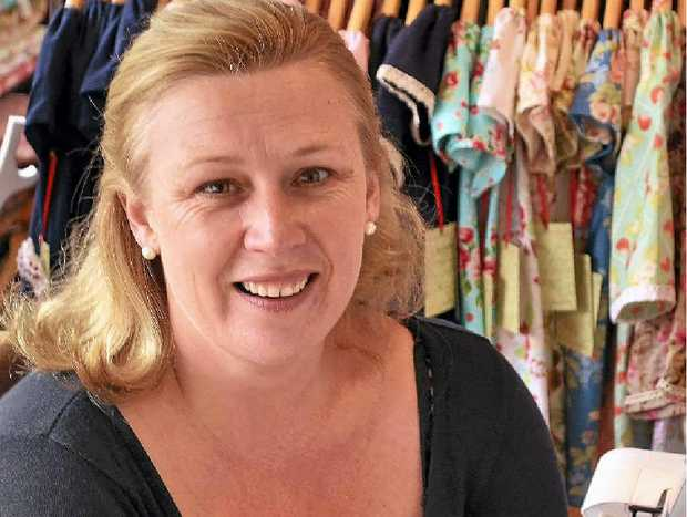 RURAL ARTISANS: Shelli Morse uses natural fibres to create her home wares, accessories, and ladies' and girls' seasonal ranges.
