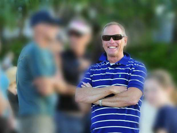 Garth Prowd has been honoured with a major Queensland tourism award. FILE PHOTO