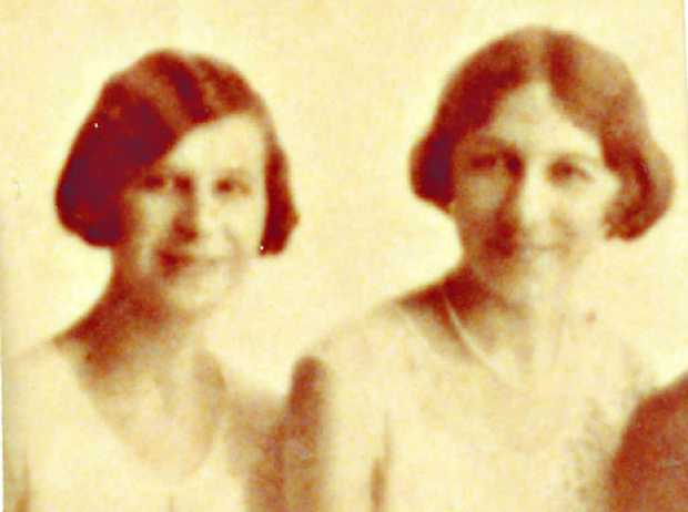 IN THEIR DEBT: Two women who brought music to the fore in Ipswich were Thelma Marsh (Larter) and Nancy Jones (White).