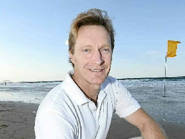 GOOD DEAL: Councillor Chris Thompson says Noosa is better off in regional council.