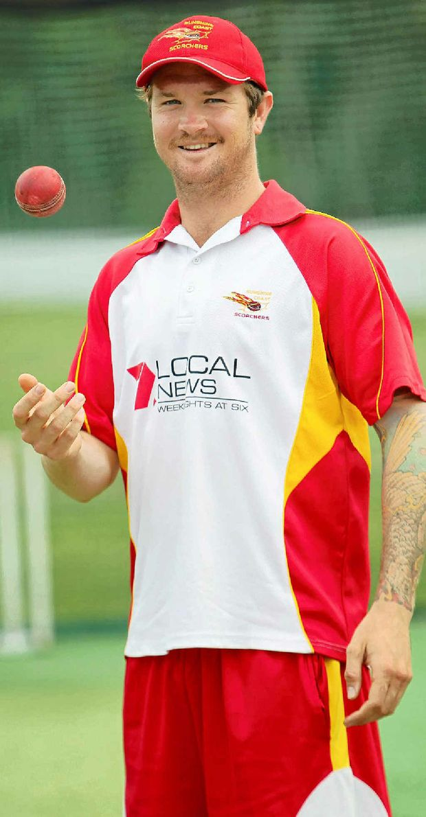 SURPRISE CALL-UP: Ben Smith is making his debut for the Scorchers.