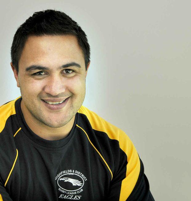 Eugene Seddon will captain-coach the Highfields team next year.