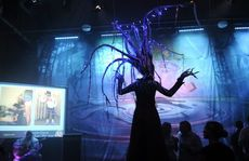 Geiger Civil and Electrical staff celebrated the company's fifth anniversary with Cirque Du Geiger.