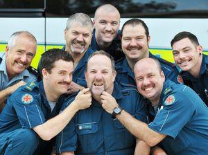 Movember in Ipswich