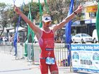 Samuel Betten overcomes pain to win Kingscliff Triathlon