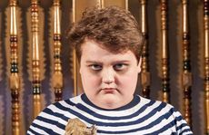 Jaxon Graham-Wilson will play Pugsley in the Capitol Theatre production of the The Addams Family.