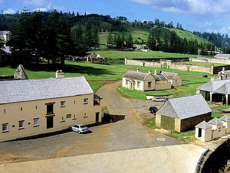 A former penal colony, Norfolk Island is rich in history ... and eccentric locals.