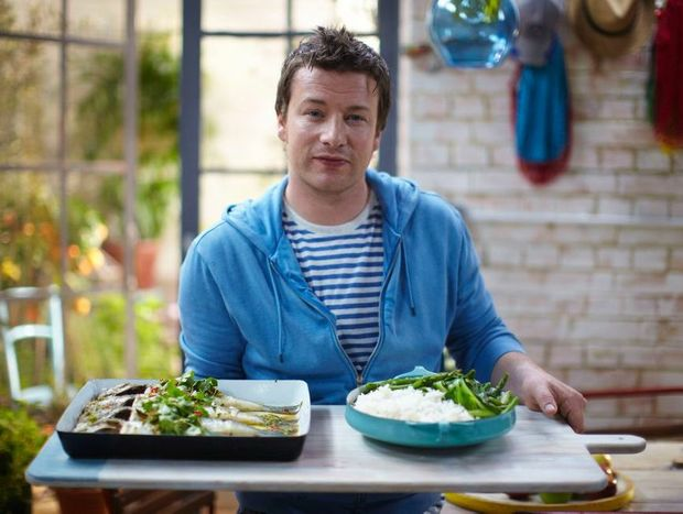 Jamie Oliver's ministry of food van is headed for the Gold Coast.