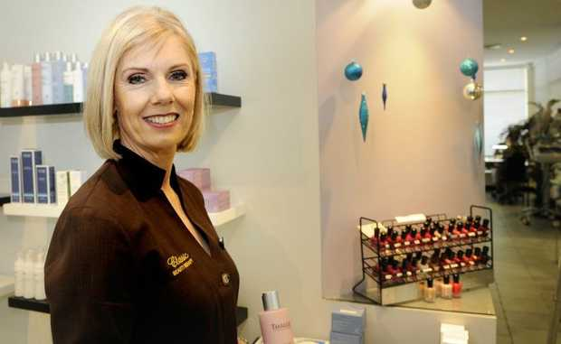Better Business: Jayne Buckley is the owner of Classic Beauty Therapy at the Range Shopping Centre. Photo: Bev Lacey / The Chronicle