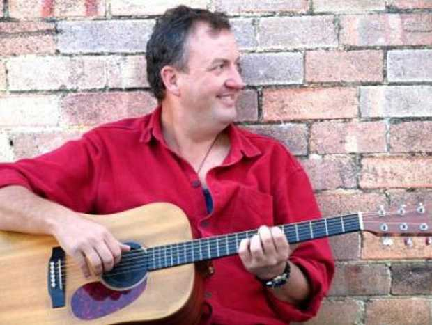Entertainer Glenn Brace is only one of the great artists performing at Foodie Friday.
