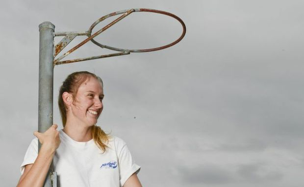 Tahlia Goodwin has been selected in the NSW u19 netball side. Photo: Adam Hourigan / The Daily Examiner
