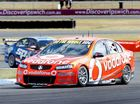 Whincup looks set to secure V8 Supercar victory in Sydney