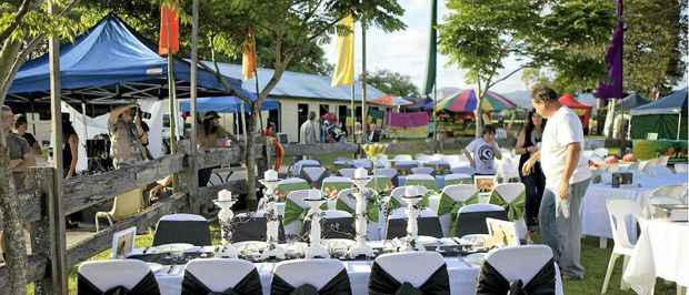 FOODIE FRIDAY: The Tweed's biggest dinner party will be a locally grown and prepared food treat.