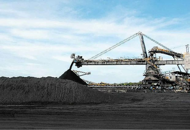 Demand for coal may be on the rise.