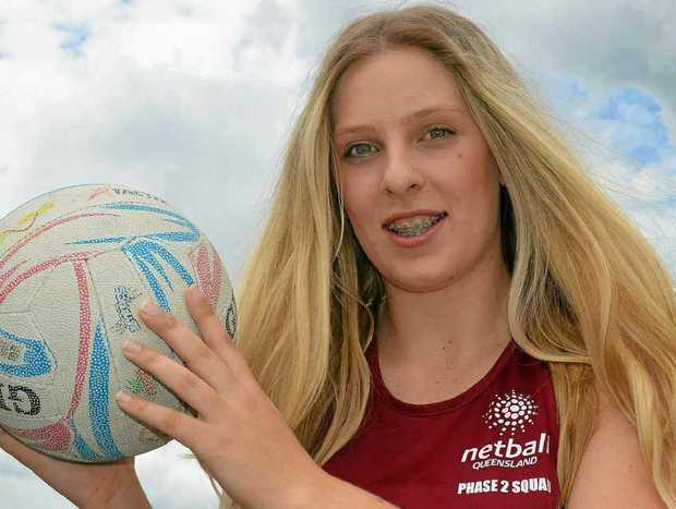 Stephanie O'Brien will play for Brisbane West Lions in next year's Queensland State Netball League.